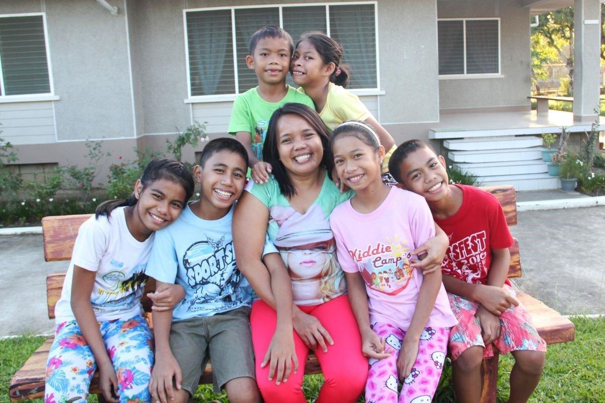Nico en Familie