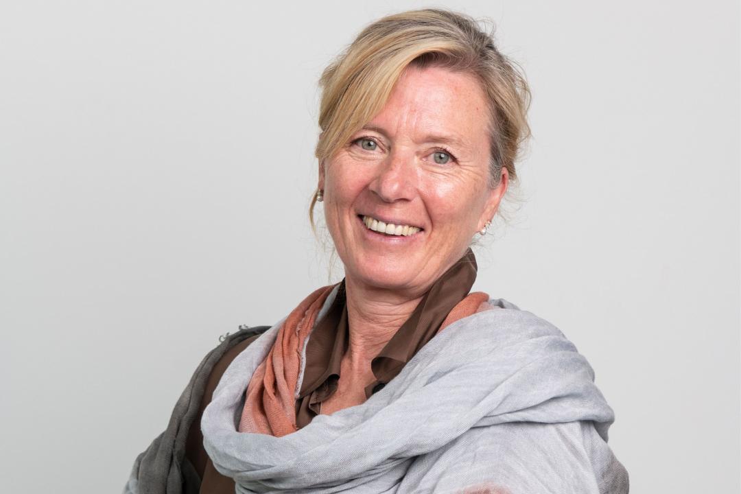 Hilde Boeykens, directrice bij SOS Kinderdorpen