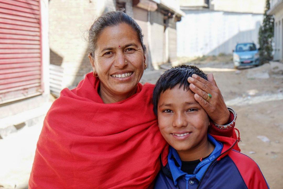 Magazine Nepal Family