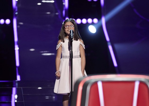 Nesrine The Voice Kids Tunisia
